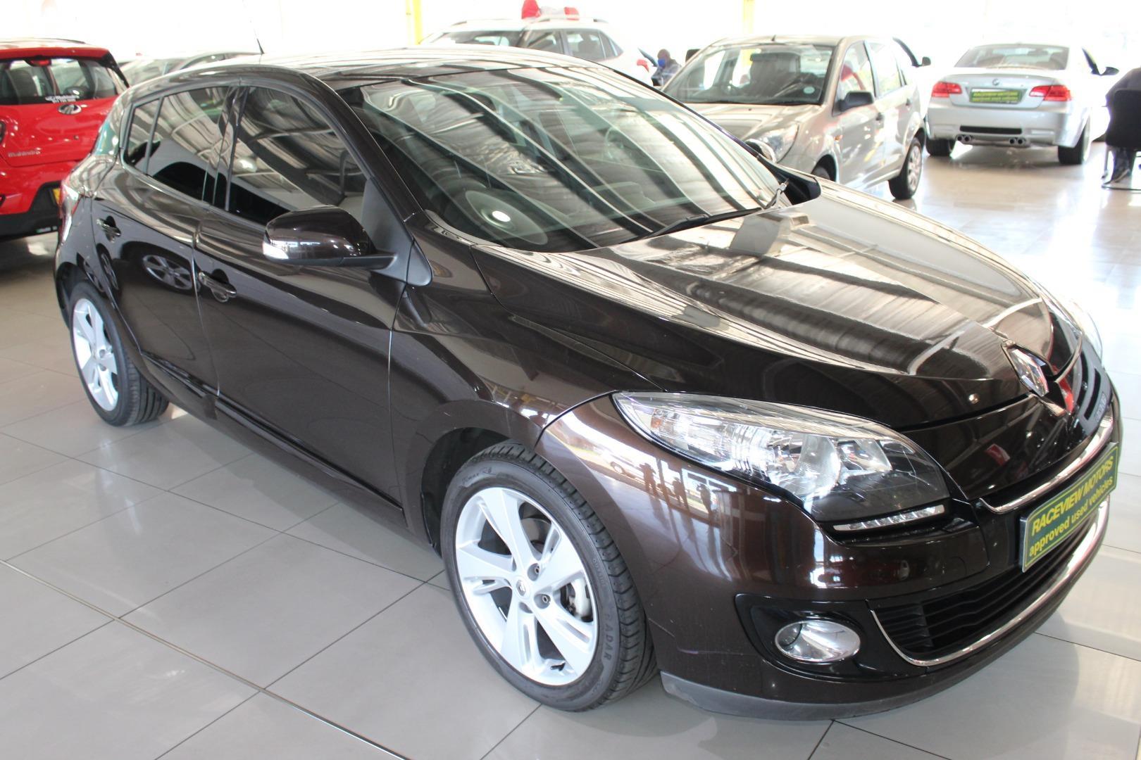 2012 Renault Megane 1.6 Dynamique LTD- Picture 1