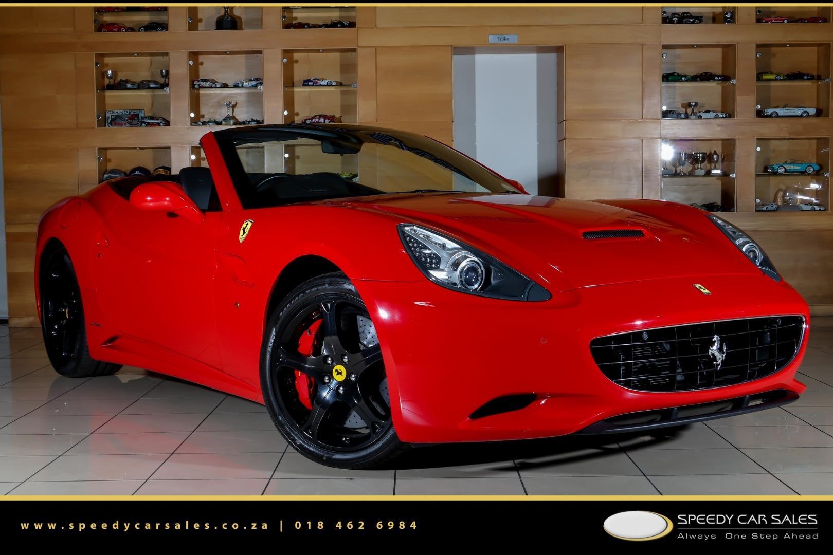 Ferrari California (California) at Speedy Car Sales