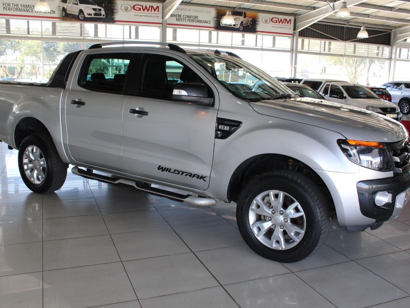 2015 Ford Ranger 3.2TDCi Double Cab Hi-Rider Wildtrak