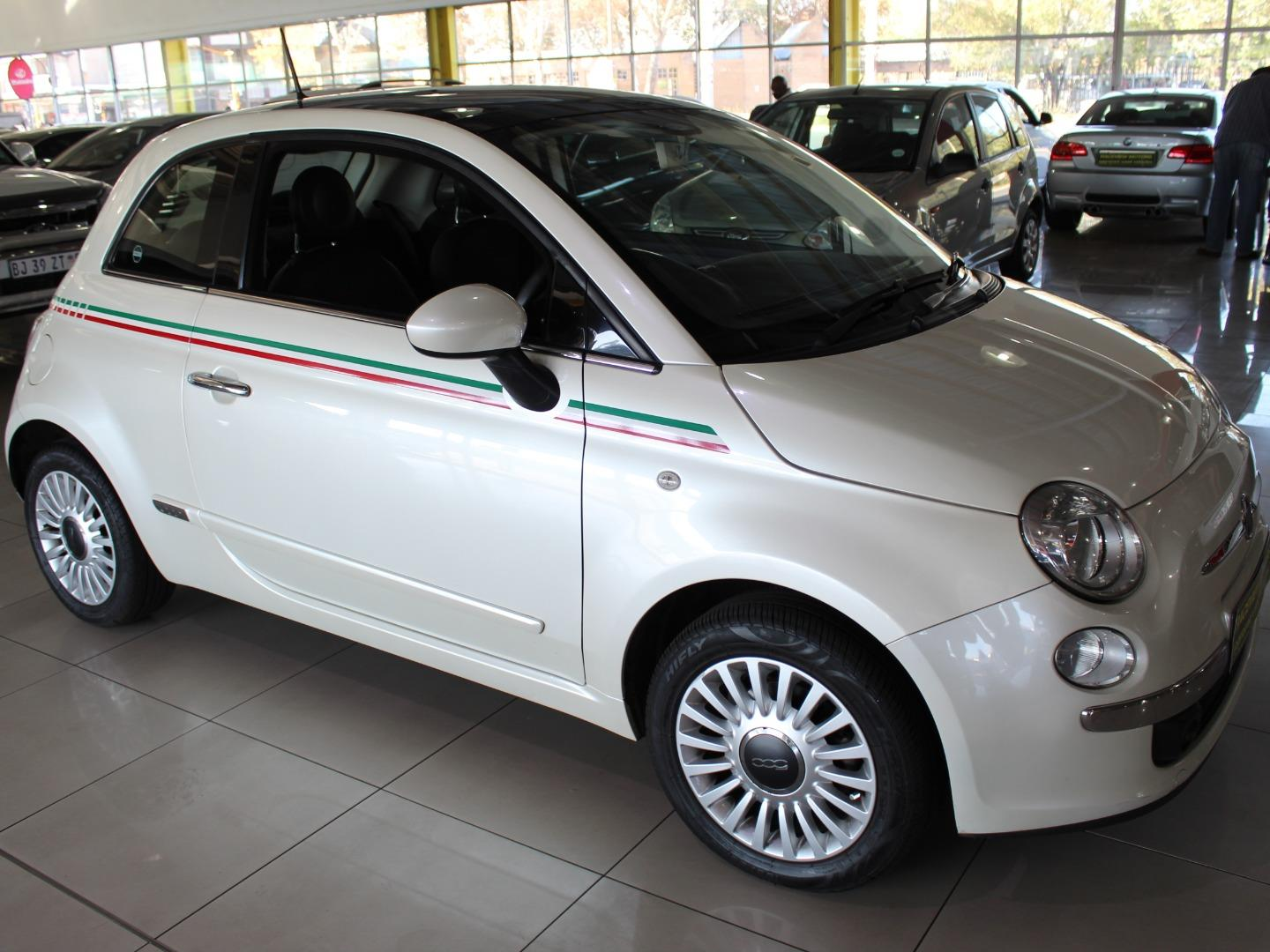 2013 Fiat 500 1.4 Lounge- Picture 1