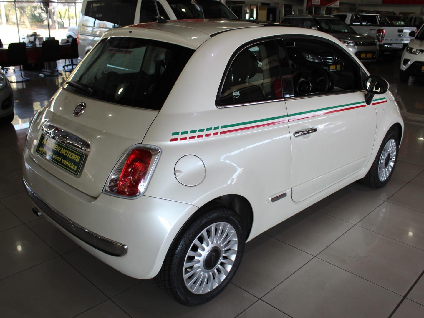 2013 Fiat 500 1.4 Lounge- Picture 6