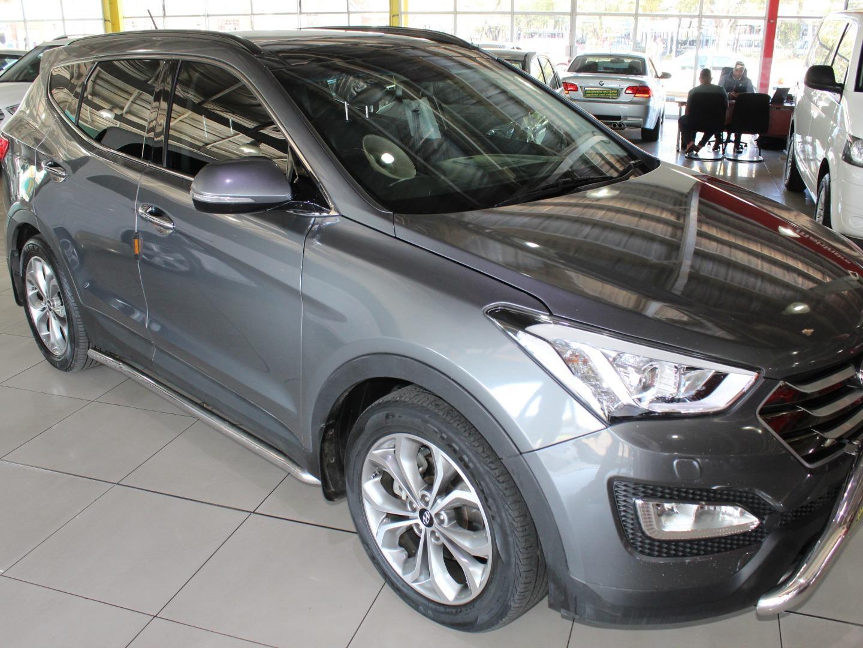 2015 Hyundai Santa Fe 2.2CRDi 4WD Elite