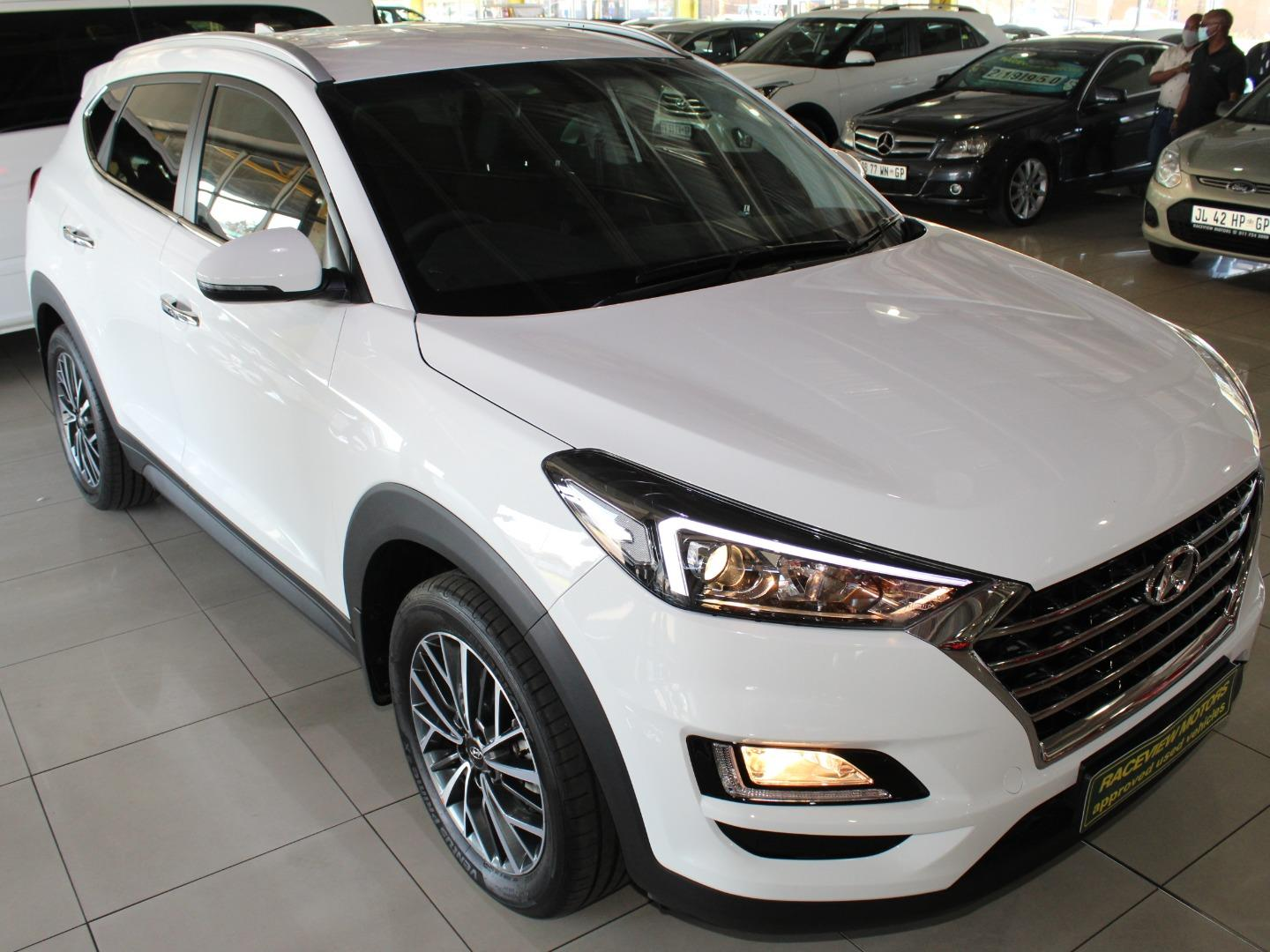 2020 Hyundai Tucson 2.0 Executive
