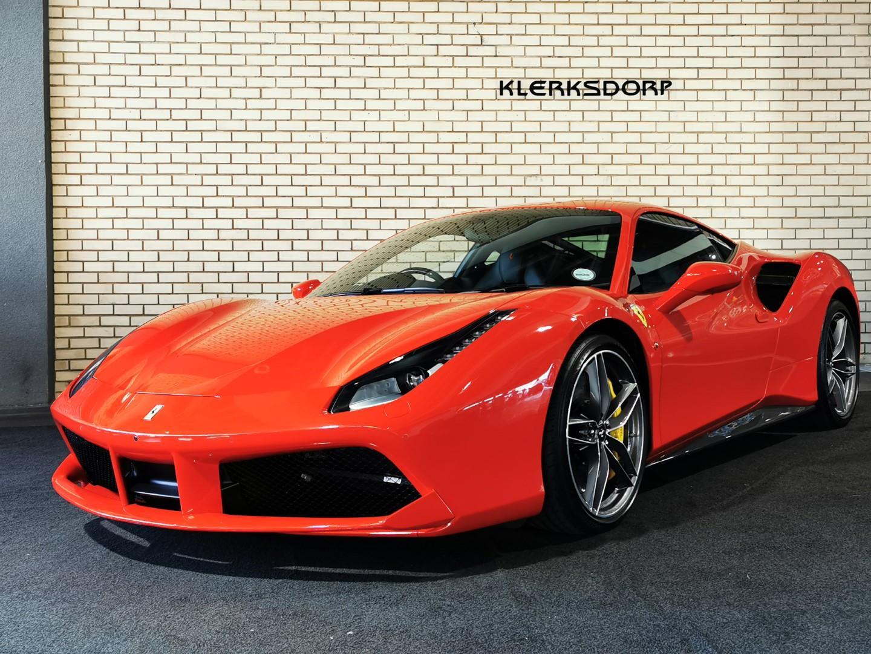 Ferrari 488 (488 GTB) at Speedy Car Sales