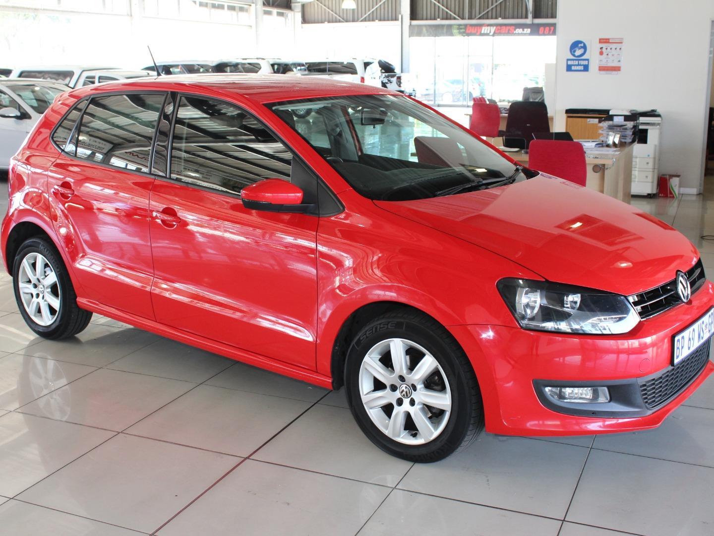 2011 Volkswagen Polo 1.6 Comfortline