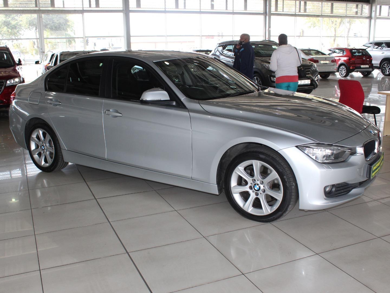 2015 BMW 3 Series 320d M Sport Auto