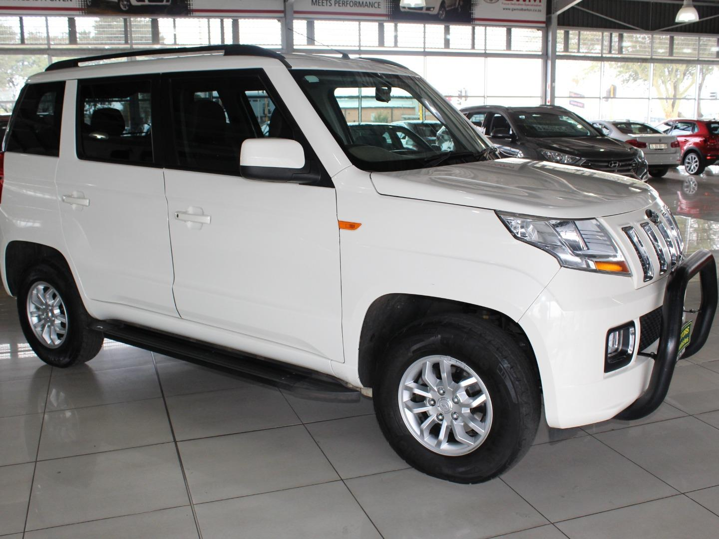 2018 Mahindra TUV300 1.5CRDe T8- Picture 1