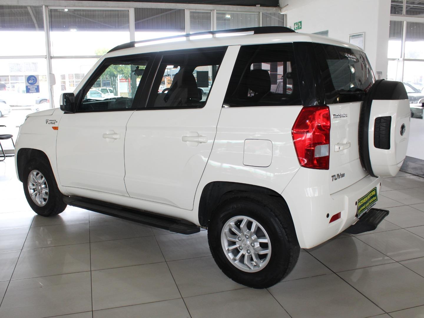2018 Mahindra TUV300 1.5CRDe T8- Picture 8