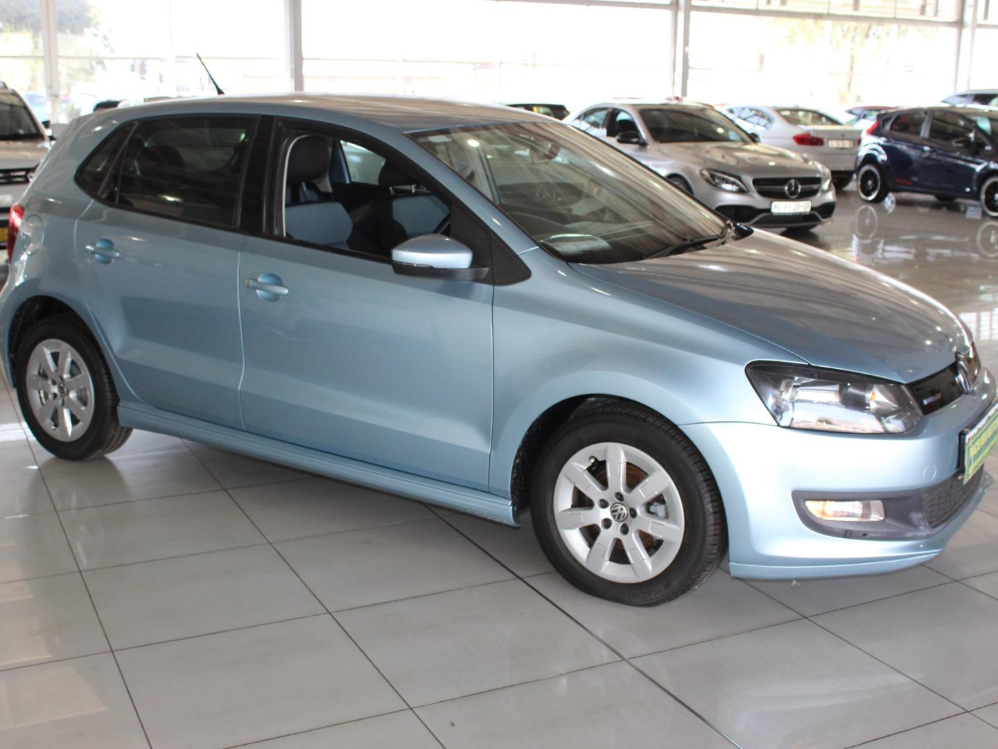 2014 Volkswagen Polo Hatch 1.2TDI BlueMotion