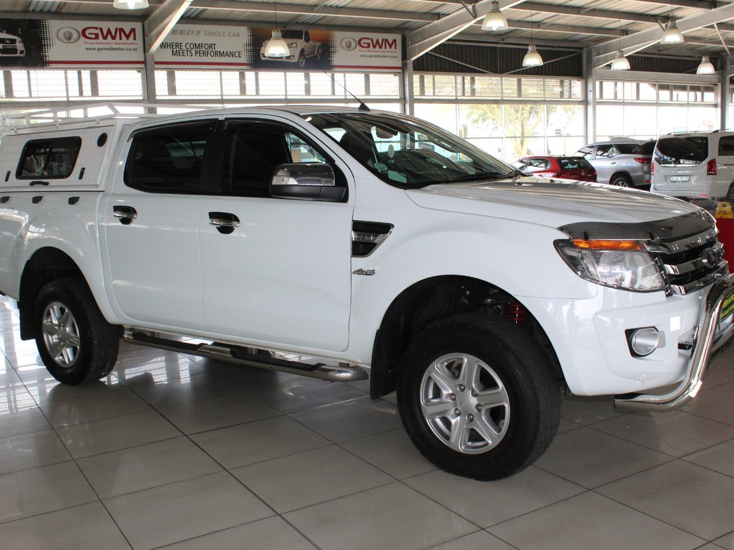2014 Ford Ranger 3.2TDCi Double Cab Hi-Rider XLT Auto