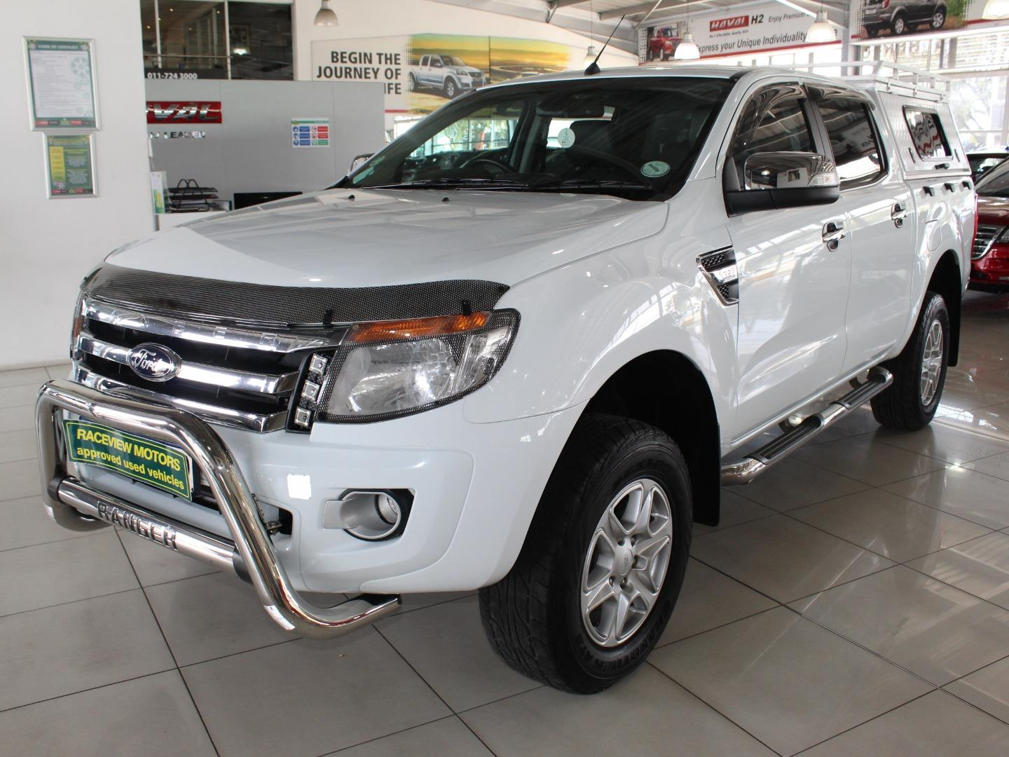 2014 Ford Ranger 3.2TDCi Double Cab Hi-Rider XLT Auto- Picture 7