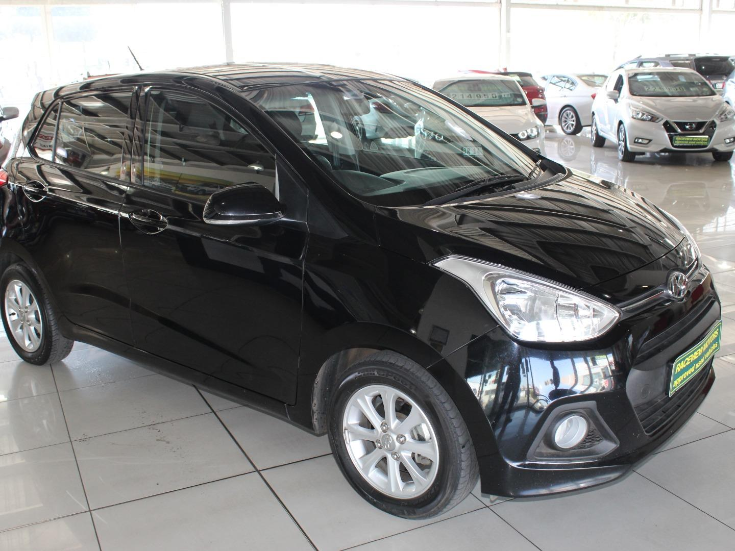 2017 Hyundai Grand i10 1.25 Fluid