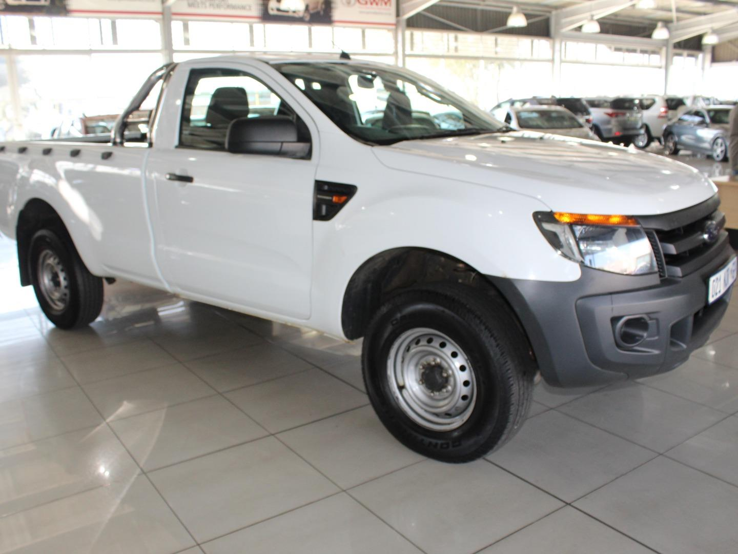 2015 Ford Ranger 2.2TDCi XL