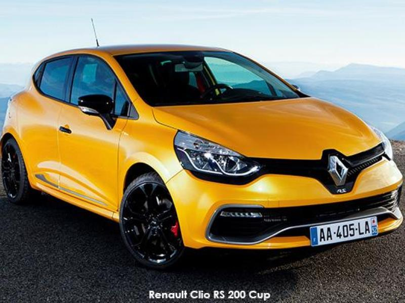 Why not a Clio RS with turbo engine? - Expert RENAULT CLIO