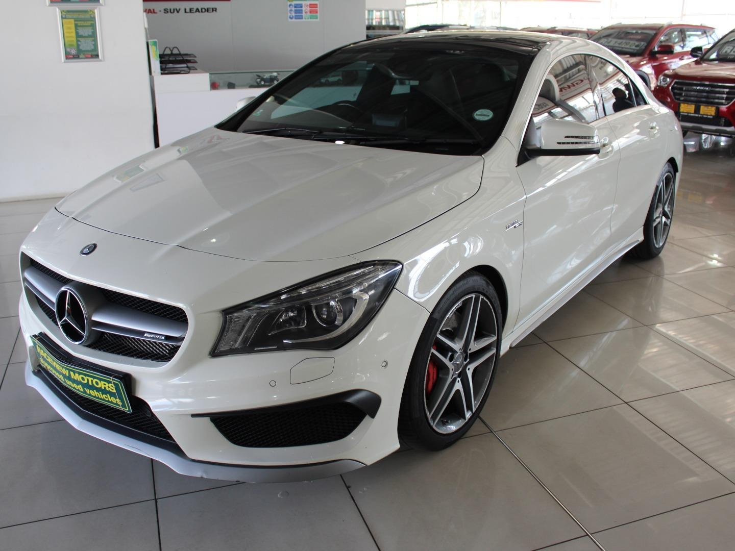 2015 Mercedes-Benz CLA CLA45 AMG 4Matic Edition 1- Picture 7