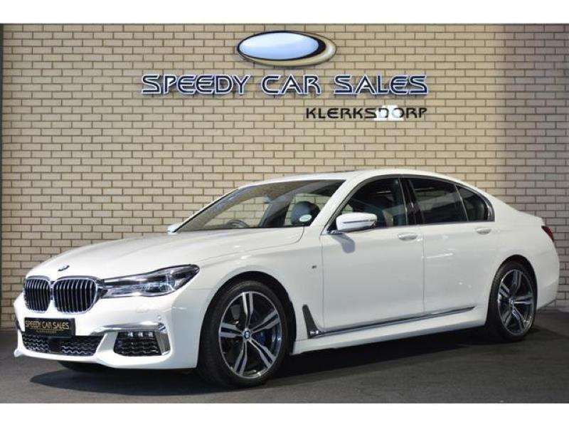 2017 Bmw 7 Series 740i M Sport For