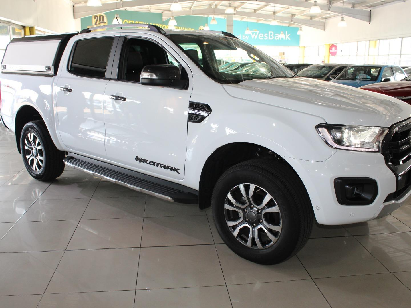 2019 Ford Ranger 2.0Bi-Turbo Double Cab 4x4 Wildtrak- Picture 1