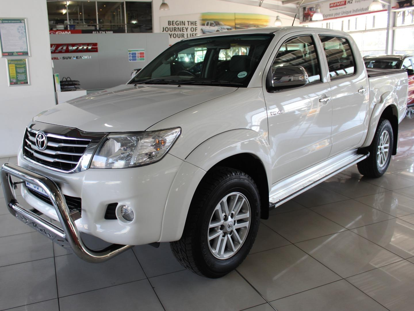 2014 Toyota Hilux 4.0 V6 Double Cab Raider- Picture 7