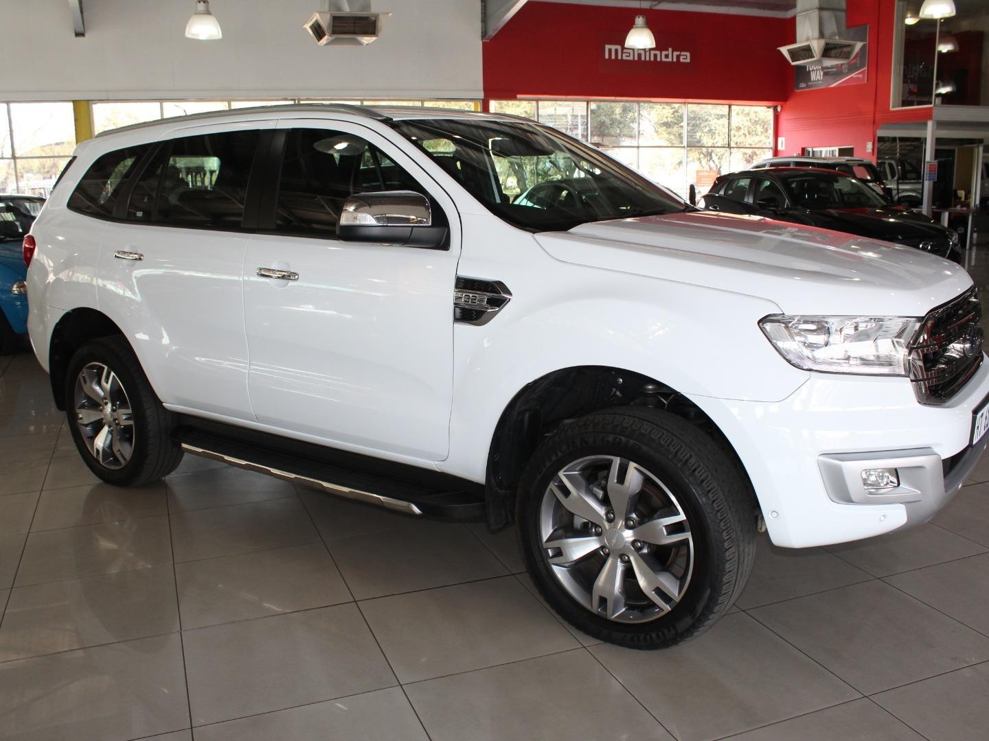 2018 Ford Everest 3.2TDCi 4WD Limited