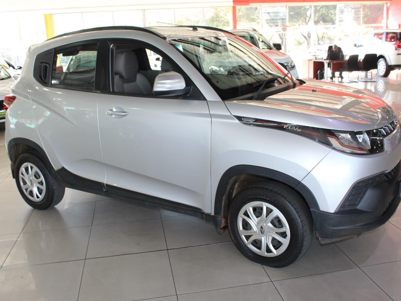2017 Mahindra KUV100 1.2 G80 K6+