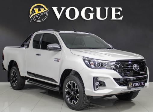 Toyota Hilux Extended Cabs For Sale In South Africa Autotrader