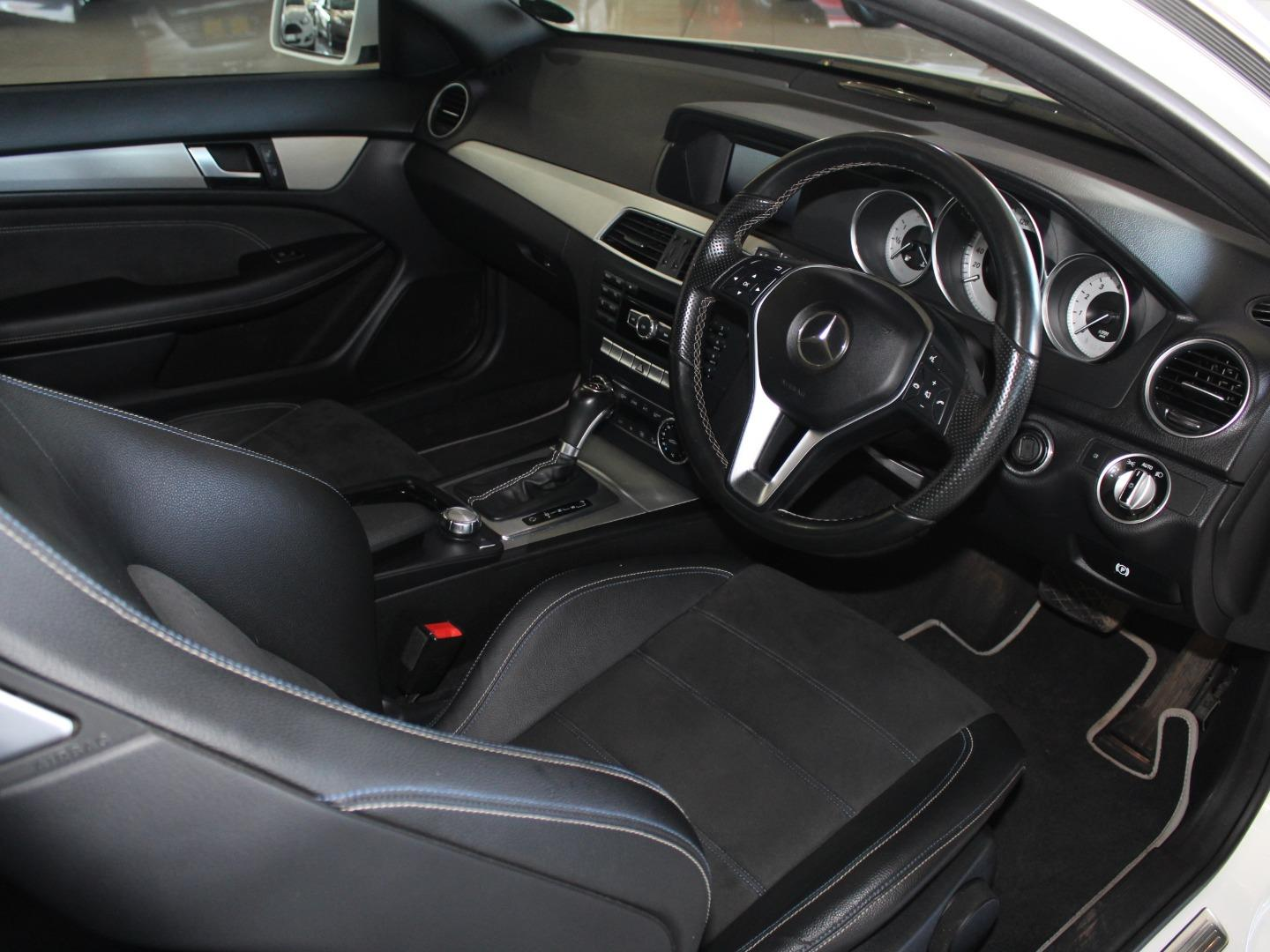 2016 Mercedes-Benz C-Class C180 Coupe AMG Sports- Picture 5