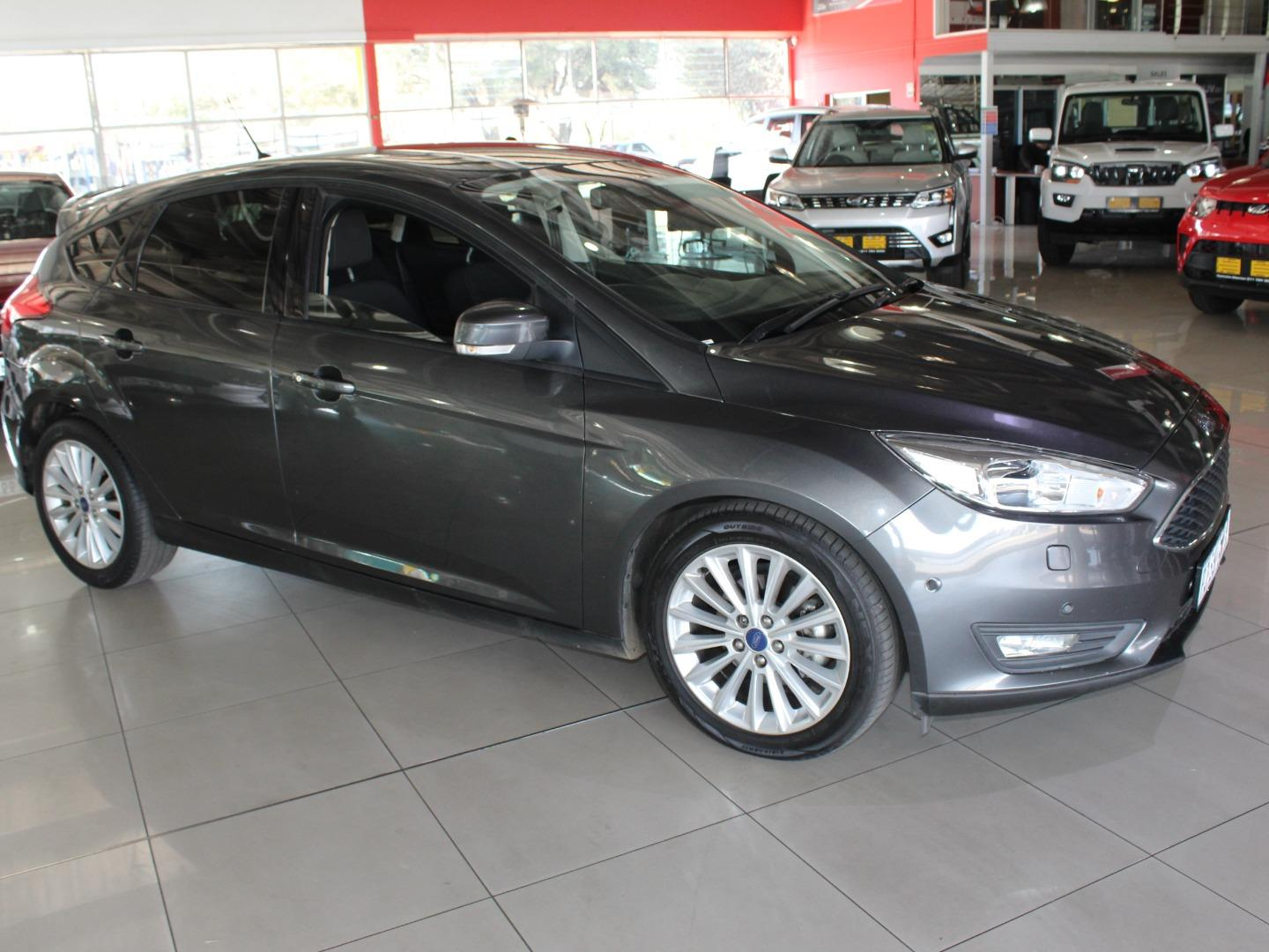 2016 Ford Focus Hatch 1.0T Trend Auto- Picture 1
