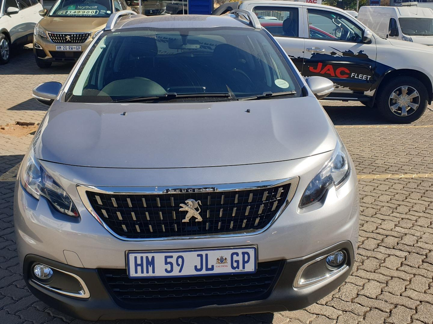 2018 Peugeot 2008 1.6 Hdi Active