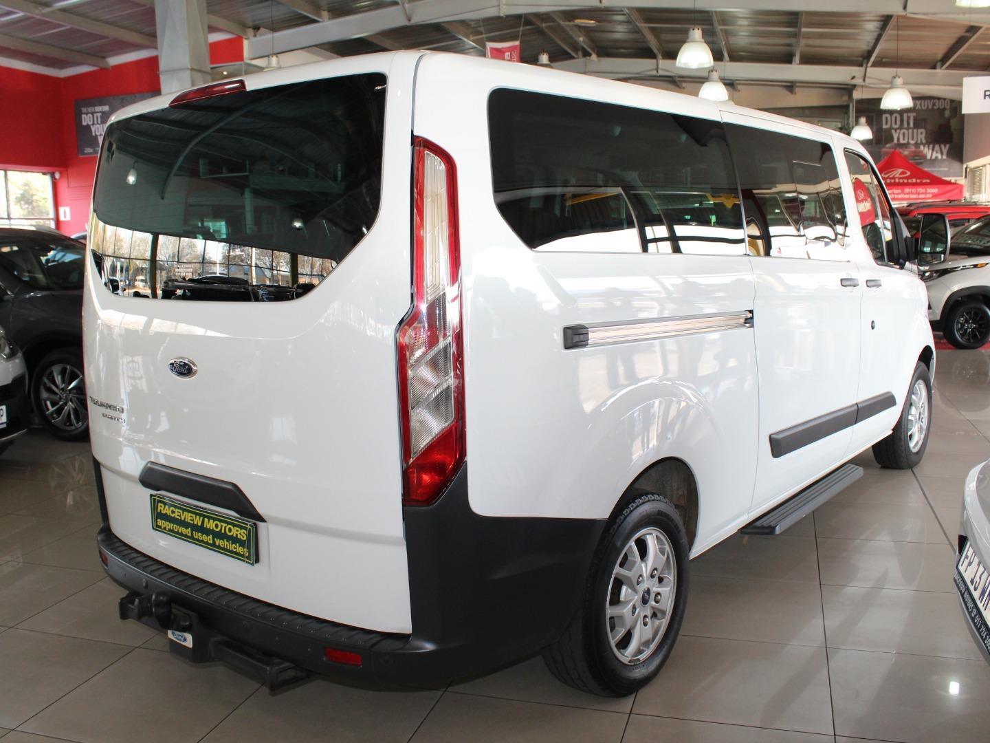 2013 Ford Tourneo Custom 2.2TDCi LWB Trend- Picture 2