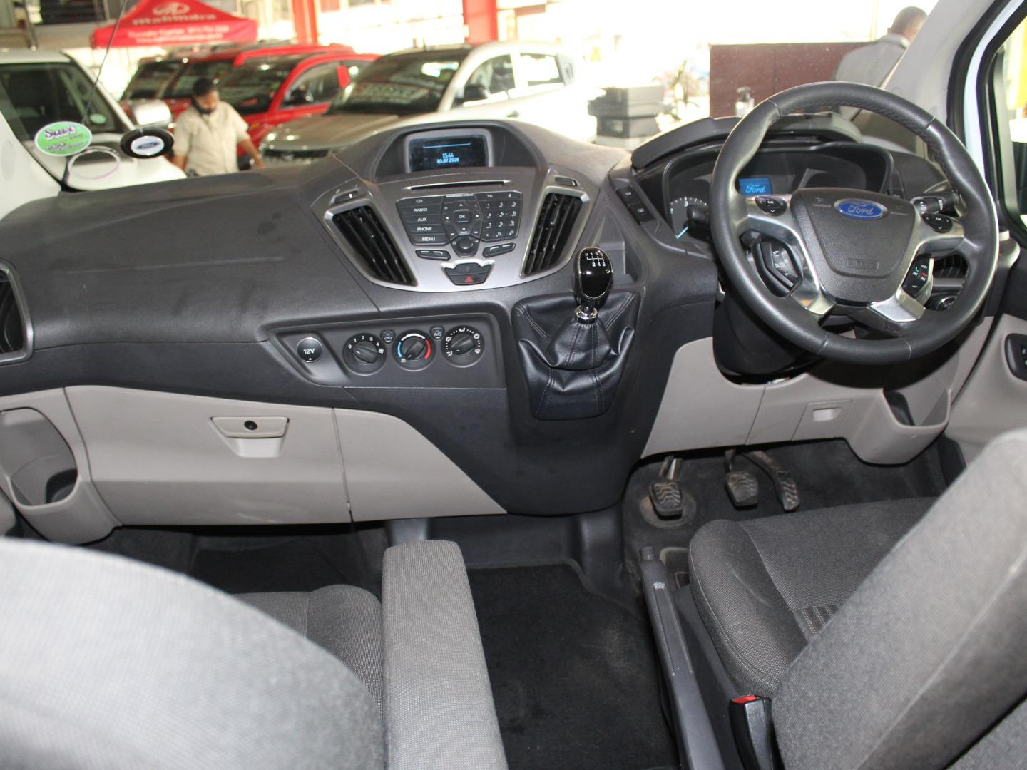 2013 Ford Tourneo Custom 2.2TDCi LWB Trend- Picture 8