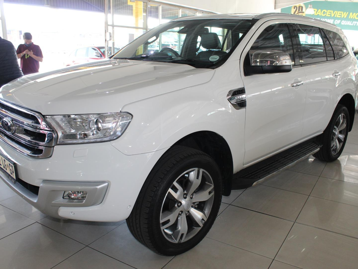 2016 Ford Everest 3.2TDCi 4WD Limited- Picture 2