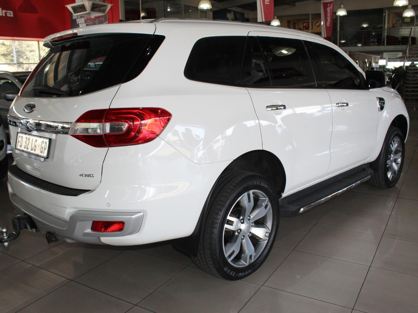2016 Ford Everest 3.2TDCi 4WD Limited- Picture 4