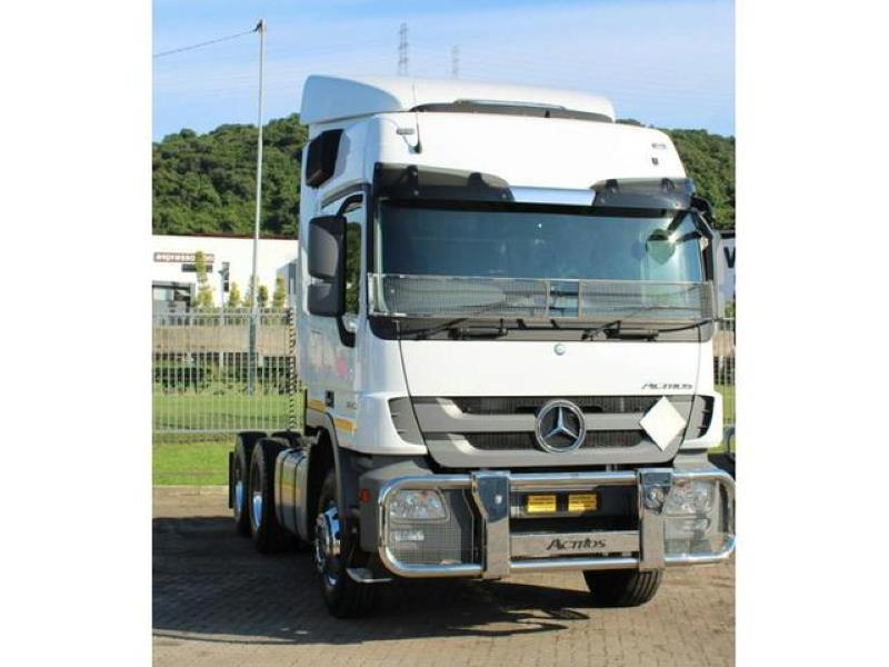 Mercedes-Benz Actros 2646 DD Truck Tractor for sale in