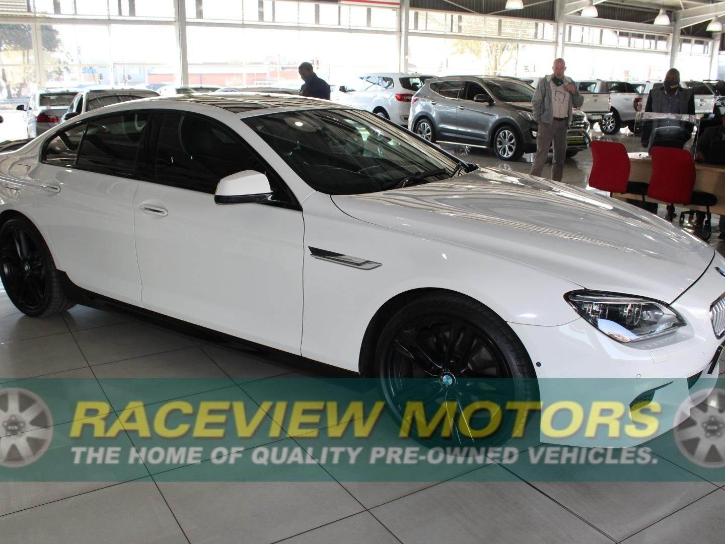 2014 BMW 6 Series 650i Gran Coupe M Sport