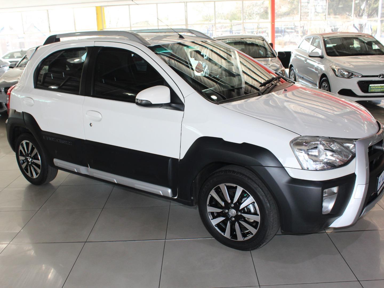 2018 Toyota Etios Cross 1.5 Xs