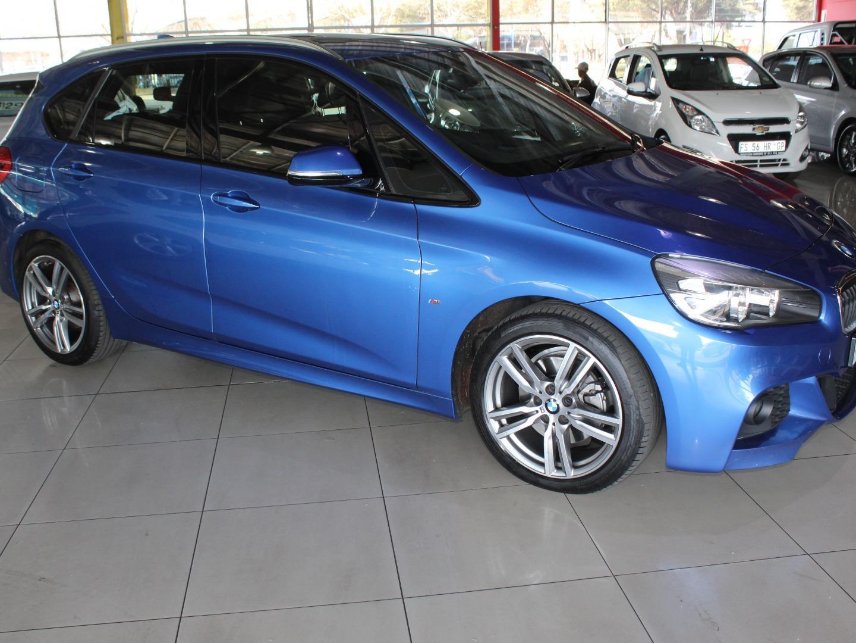 2015 BMW 2 Series Active Tourer 220i Active Tourer M Sport Auto- Picture 1