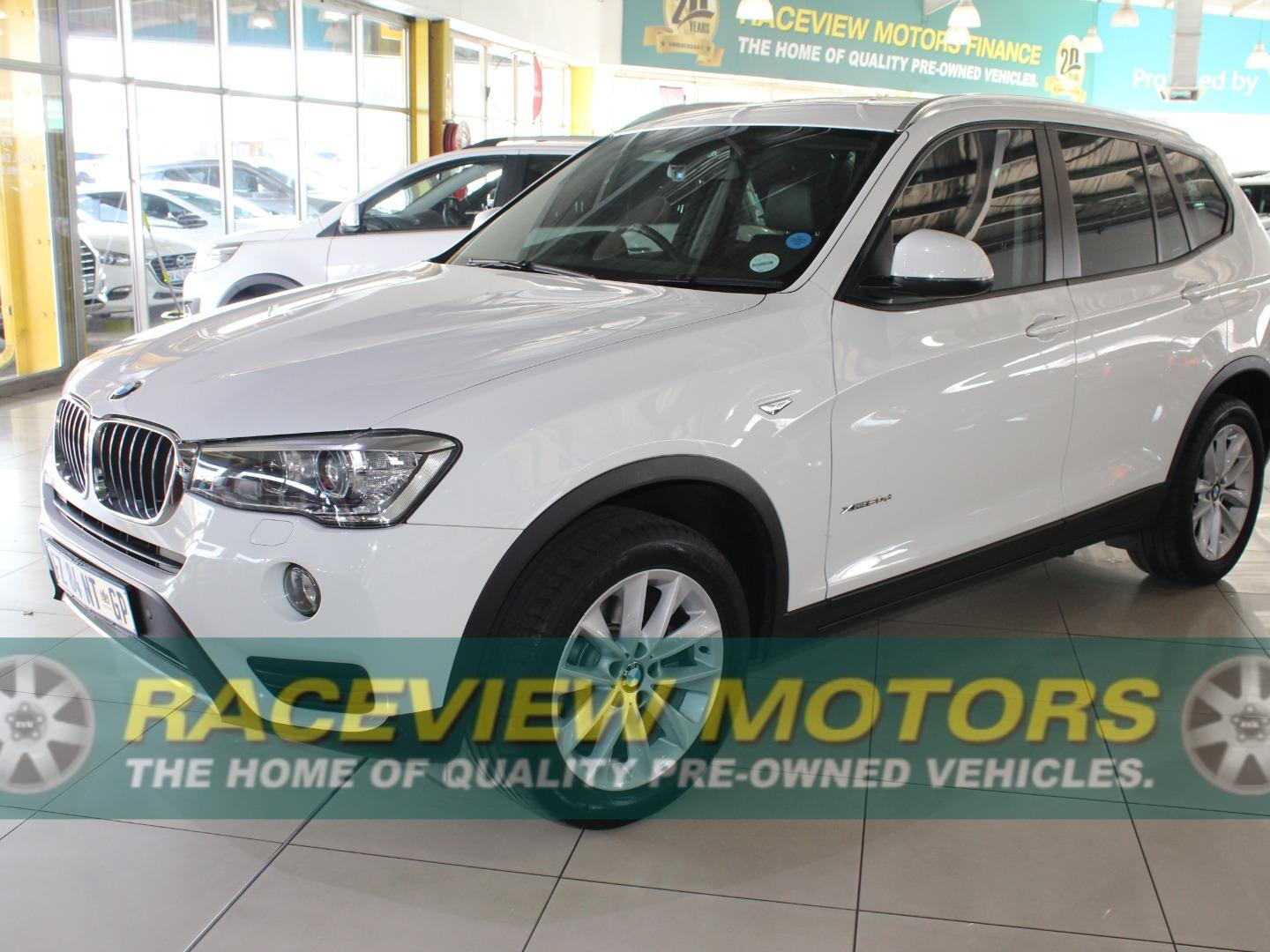 2017 BMW X3 xDrive20d Exclusive Auto- Picture 4