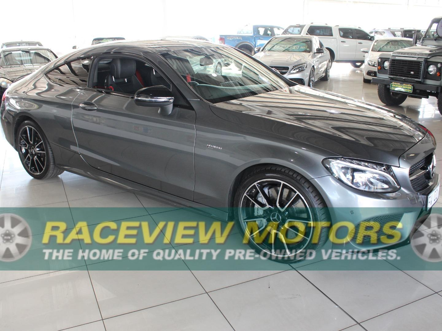 2017 Mercedes-AMG C-Class C43 Coupe 4Matic