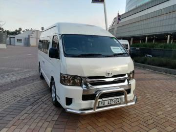 Toyota Quantum 2.5D-4D GL 14-Seater Bus for sale in Durban ...