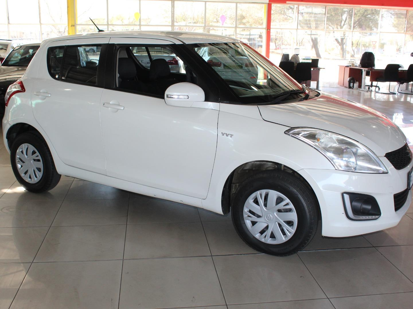 2016 Suzuki Swift Hatch 1.2 GL