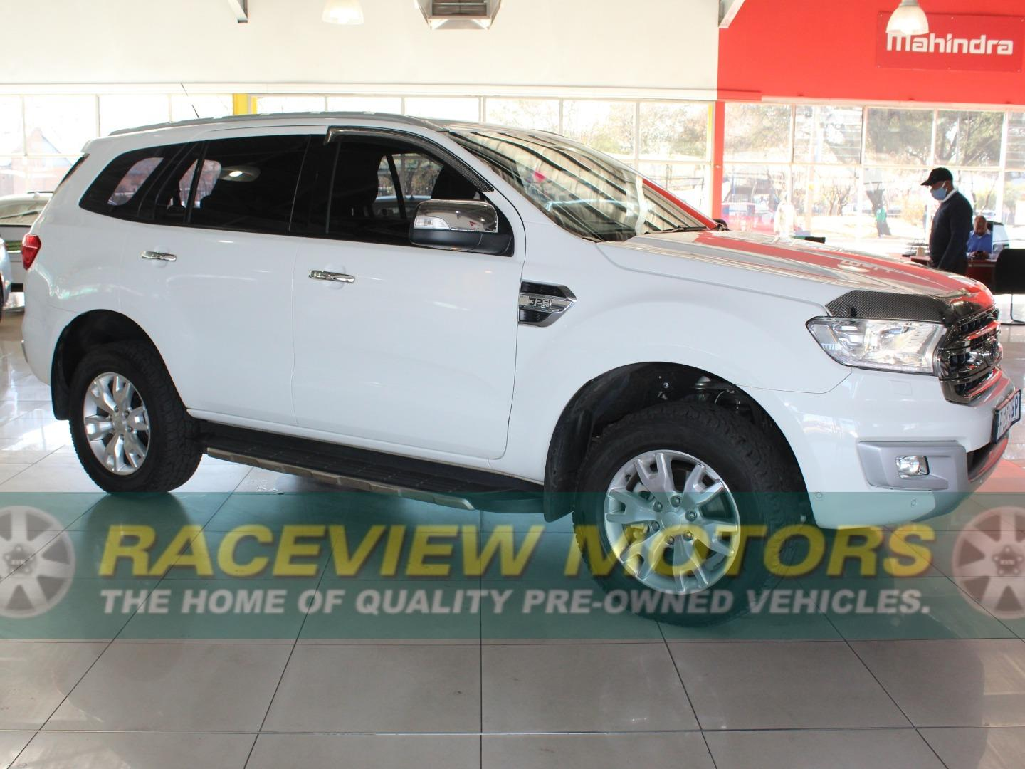 2016 Ford Everest 3.2TDCi 4WD Limited