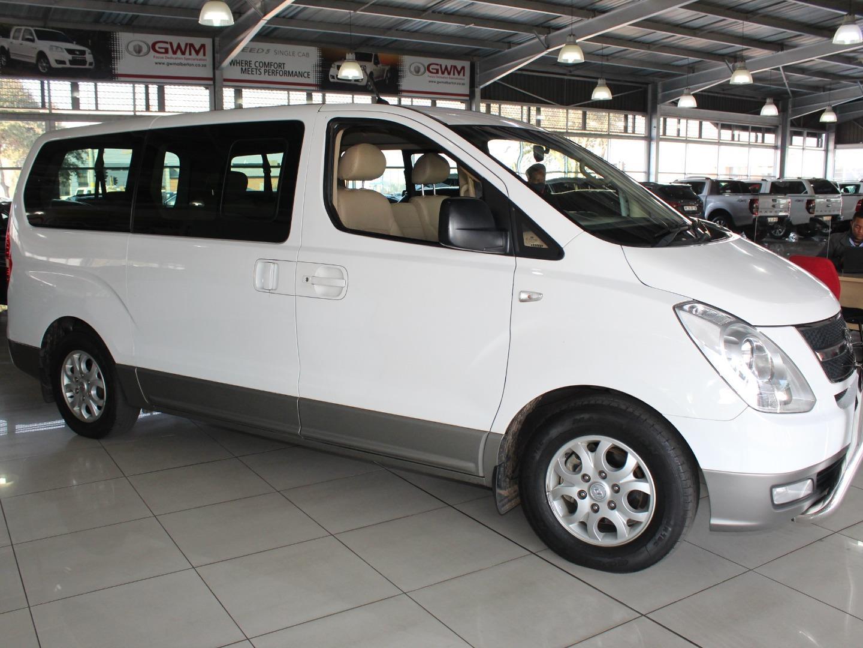 2012 Hyundai H-1 2.5VGTi Bus GLS