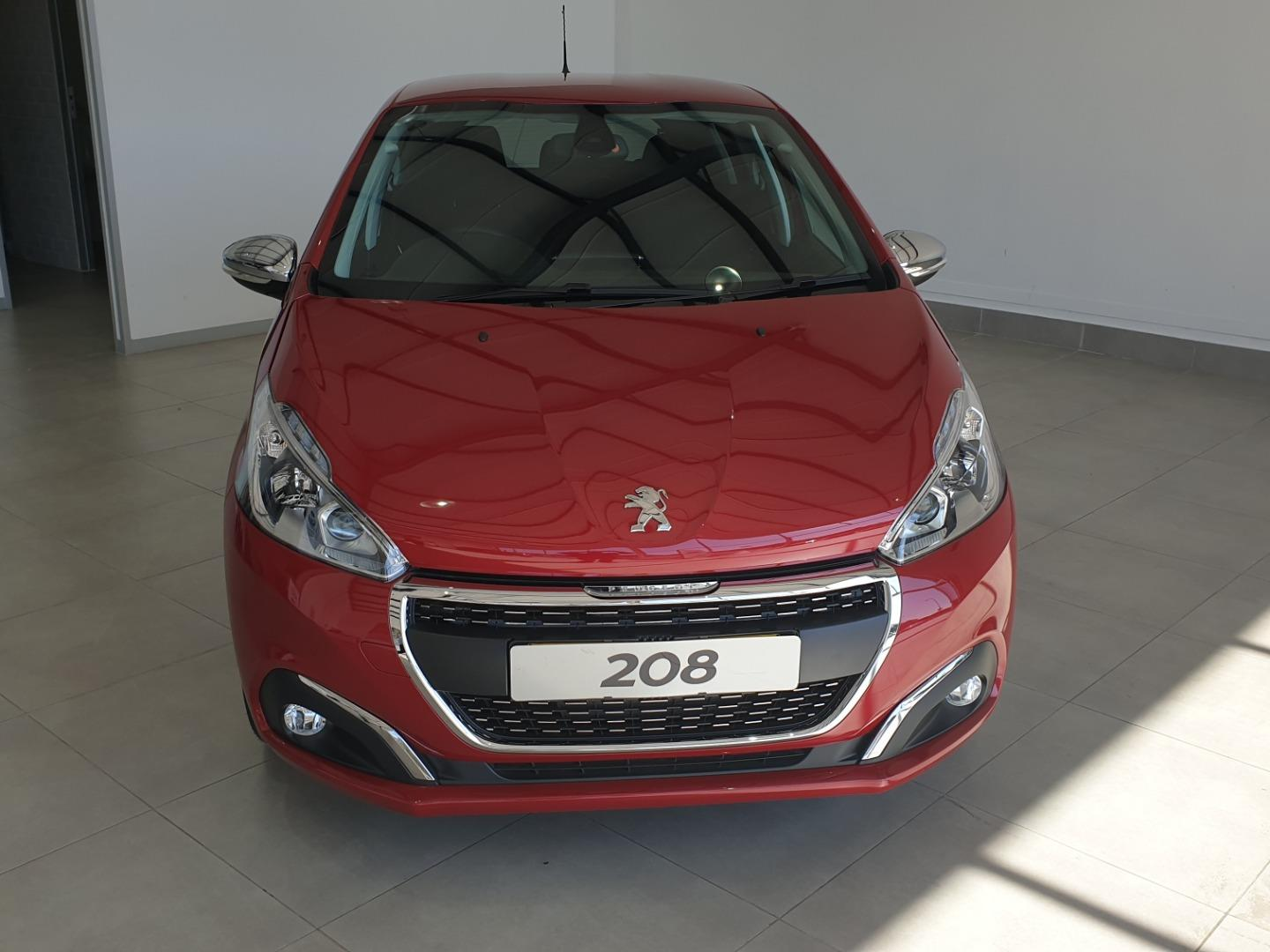 2020 Peugeot 208 1.2 Pure Tech Allure