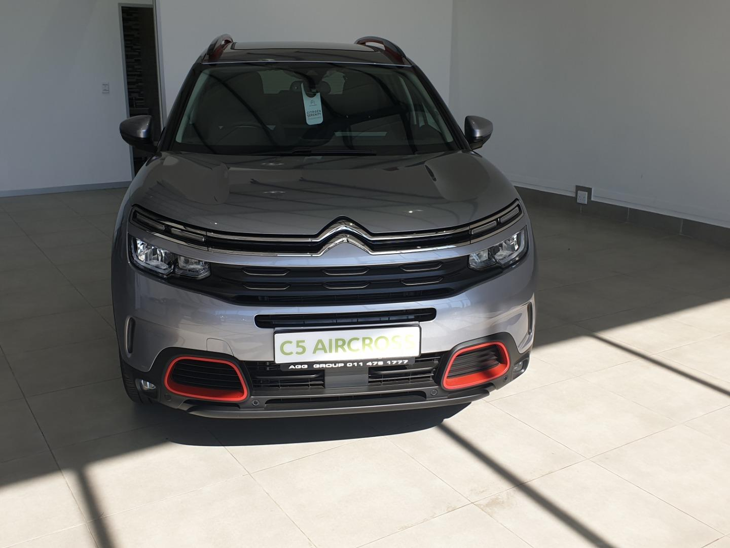 2021 Citroen C5 Aircross 1.6 Thp Turbo Shine At