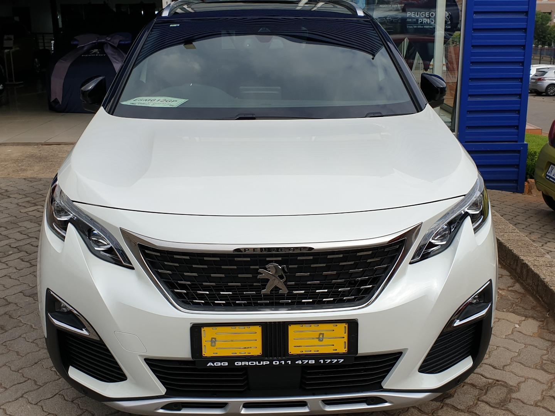 2021 Peugeot 5008 1.6 Thp Gt-Line Eat6