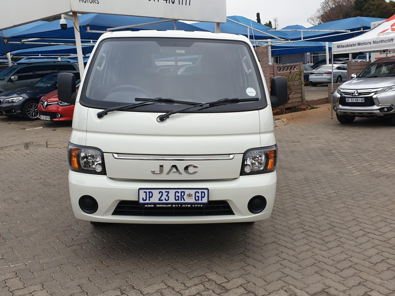 2020 JAC X200 2.8 Td D/cab 1.3 Ton ABS A/C