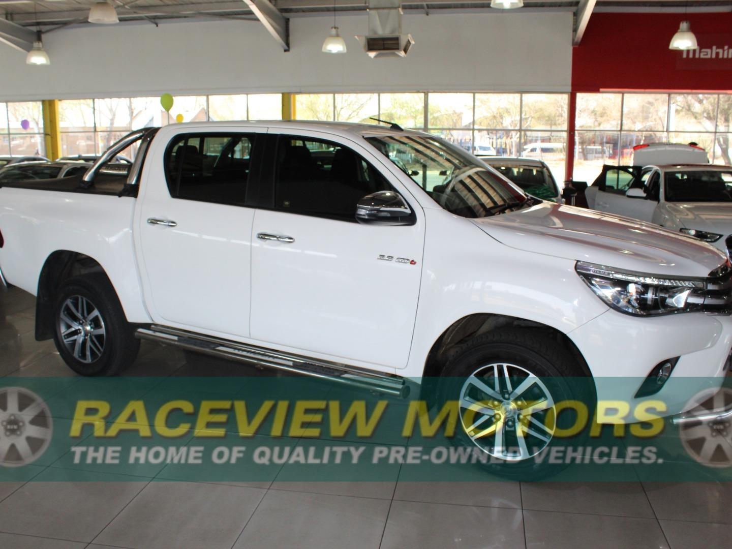 2017 Toyota Hilux 2.8GD-6 Double Cab 4x4 Raider- Picture 1