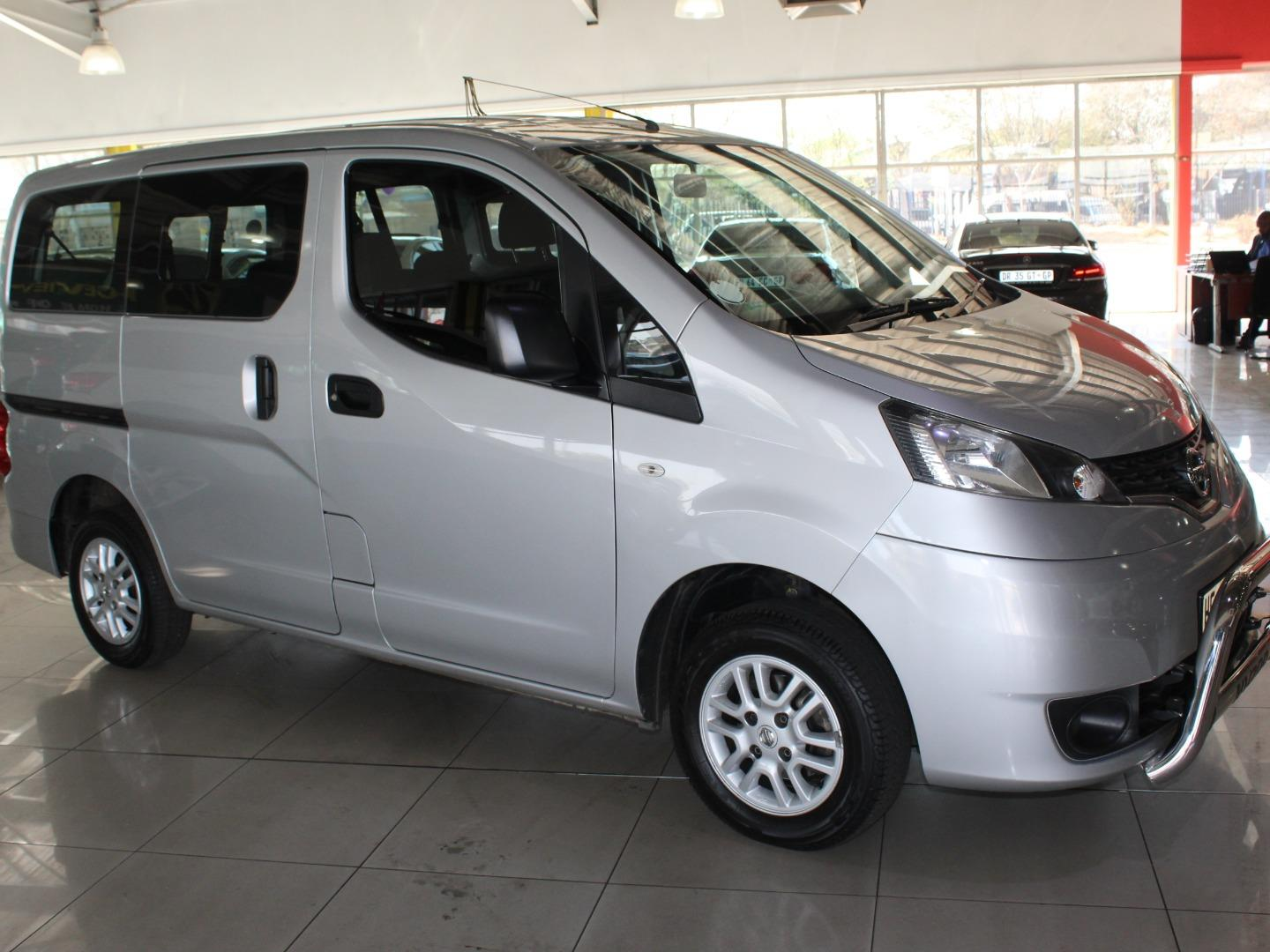 2016 Nissan NV200 Combi 1.6i Visia- Picture 1
