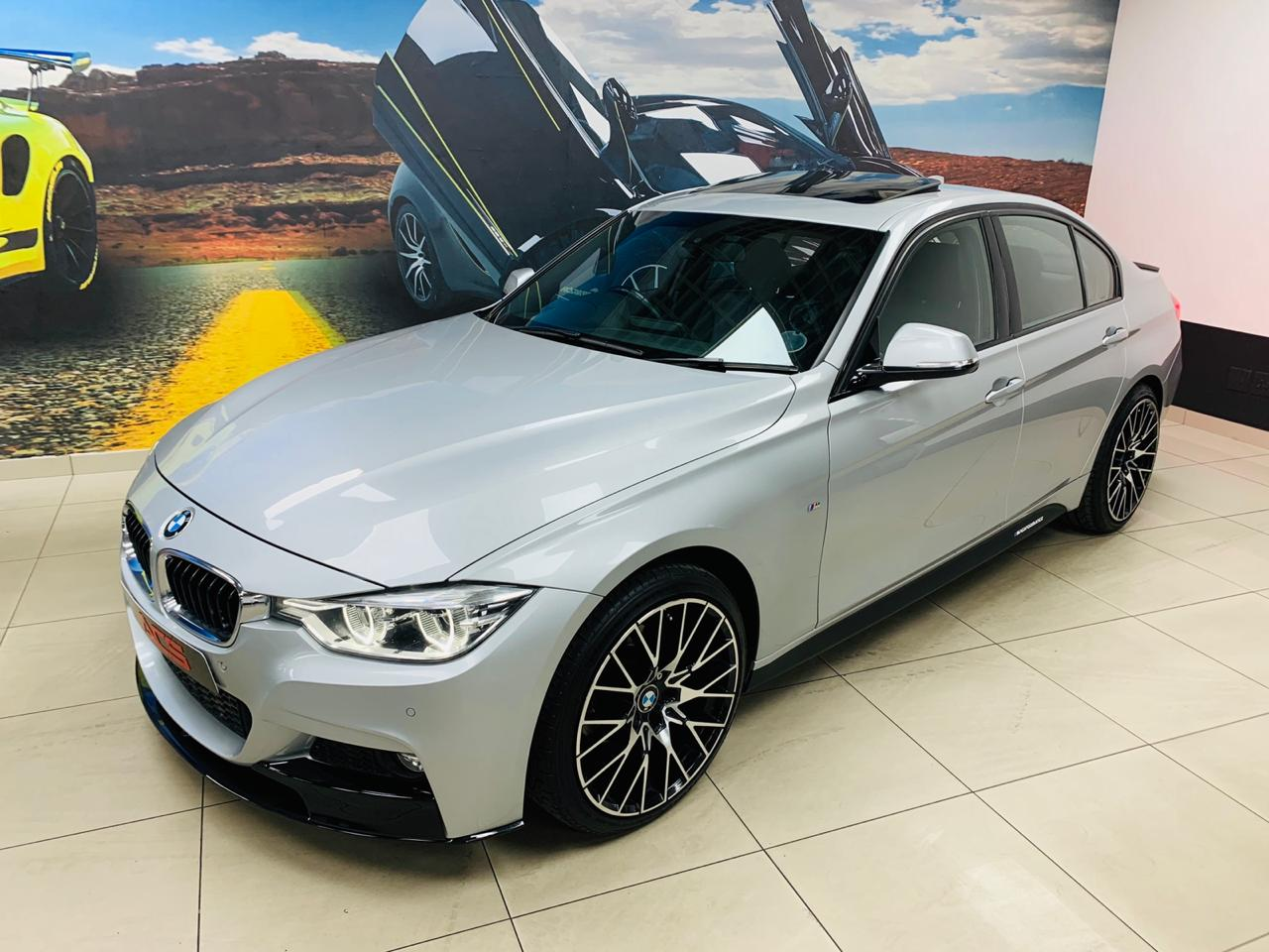 2018 Bmw 3 Series 320i M Sport Auto R 429 900 For Sale Acs Preowned