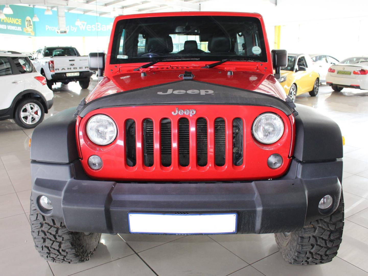 2016 Jeep Wrangler Unlimited 3.6L Rubicon- Picture 3